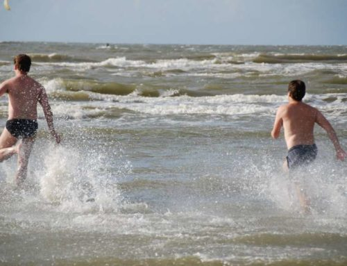 Uitnodiging – voorlichtingsbijeenkomst zwemmen in de Noordzee