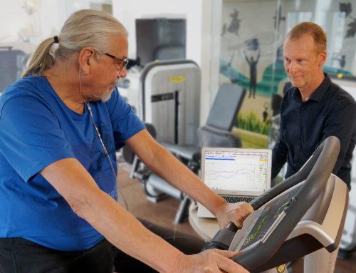 Fysiotherapie bij COPD in basisverzekering