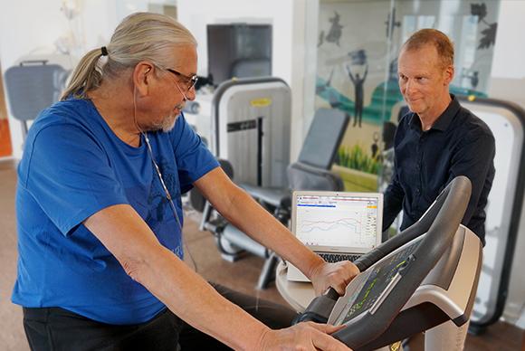 COPD fysiotherapie Haarlem